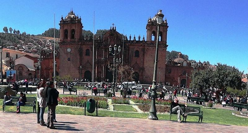 La Catedral de Cusco 1